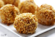 Oven-Fried Chorizo Croquettes, spanish style