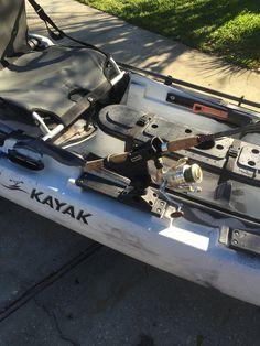 Kayak For Beginners best fishing kayaks Kayak Bass Fishing, Fishing 101, Sea Fishing, Saltwater Fishing, Fishing Boats, Fishing Stuff, Kayaking Gear, Kayak Camping, Canoeing