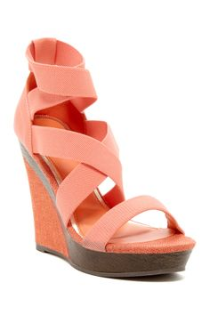 coral wedges. Love.