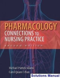 11 best stuff to buy images on pinterest stuff to buy banks and solutions manual pharmacology connections to nursing practice 2nd edition adams fandeluxe Images