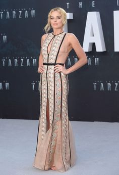 Margot Robbie Is Not A Fan of Boring Dresses Photos | W Magazine