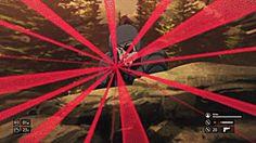 アニメのソードアート・オンライン2で銃弾を剣で弾いて防ぐ主人公のGIF画像 created by lea2numquam