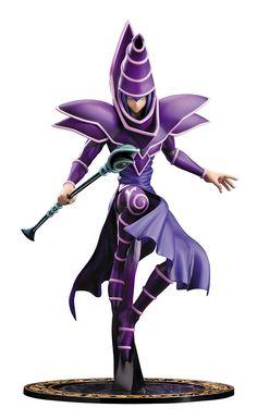 Dark Magician (Yu-Gi-Oh!) Duel with Destiny Statue #yugioh #darkmagician #heartofthecards Kotobukiya ArtFX J Statue