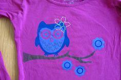 silhouette cameo textiel verf