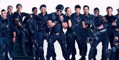 I wish you Good night watching The Expendables 3
