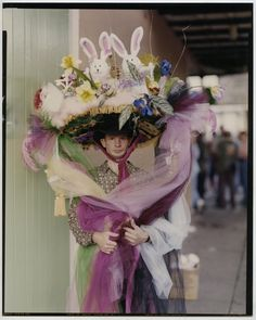 littlebrownmushroom:  Archive Friday: Easter Parade, New Orleans, 2001 by Alec Soth
