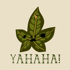 Check out this awesome 'Yahaha%21+Korok+-+Zelda' design on @TeePublic!