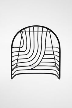 The sekitei chair (2011) by Japanese design studio nendo for Cappellini. Inspired by Japaneese rock gardens.