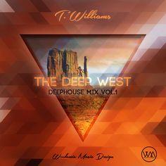 THE DEEP WEST COVER SAMPLE 1 http://weedamix.com/portfolio/the-deep-west-cover-sample/