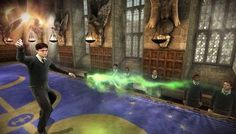 Harry Potter To Kinect with Kinect