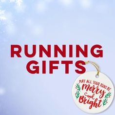 It is never too early to start planning for the upcoming holiday season! Check out our list of Top 18 Running Holiday Gifts and get a head start on your shopping.