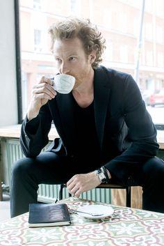 #FRENN Timeless - Linus #wool #blazer Sven #wool #trousers Trousers, Style Inspiration, Blazer, Wool, Collection, Trouser Pants, Pants, Blazers