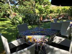 Outdoor Furniture Sets, Outdoor Decor, Table Decorations, Home Decor, Decoration Home, Room Decor, Home Interior Design, Dinner Table Decorations, Home Decoration