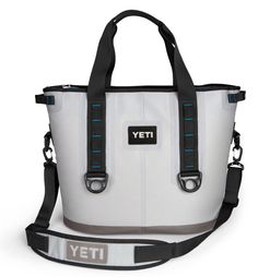 YETI's are known for being indestructible and keeping things cold. And the Hopper 30 is no exception. It's the first 100% leakproof portable cooler that's built for the long haul and is insulated to k