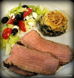 cookvalley - tanker om mad: Små timbaler med bladbede og gedeost