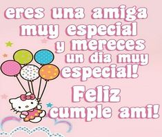 Imágenes de Cumpleaños » Mensajes, Frases y Tarjetas de Feliz Cumpleaños Happy Birthday Notes, Birthday Songs, Happy Birthday Images, Happy Birthday Wishes, Birthday Greetings, Birthday Cards, Happy Brithday, Valentines Gifts For Him, Positive Inspiration