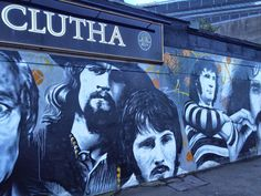 The Clutha Bar, Glasgow