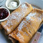 From the International Crepes Breakfast Recipe Collection. Plan a brunch around these ricotta-filled crepes. You can make the crepes up to two days in advance.