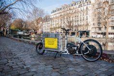 Cyclofix : un service de réparation de vélos itinérant