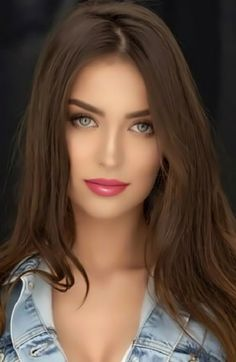 Lovely Eyes, Most Beautiful Faces, Stunning Eyes, Beautiful Lips, Beautiful Women Pictures, Beautiful Girl Image, Hair And Beauty, Beauty Full Girl, Beauty Women