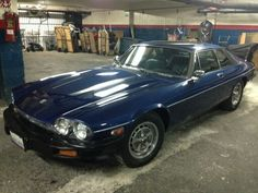 """"""""" VENDIDO""""""""  Jaguar XJ-S (12 cilindros) Año 1977 Impecable, super conservado, totalmente original  Información 04242445252 Whatsapp"