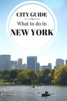 New York City is a place everyone should visit at least once! Tips for visiting New York City.