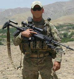 Navy SEAL Operator