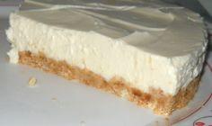 CHEESE CAKE sans cuisson de Nigella Lawson