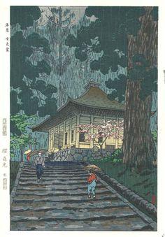 Kasamatsu Shiro - Chuson-Ji Konjiki-Do