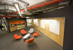 Skype's World-Class Headquarters | design Blitz San Francisco