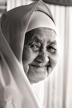 Smiling lovely faces with happy laugh, smile and love lines - saudi arabia