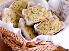 From Carol at Ditch the Wheat: Grain Free Herbed Biscuits!