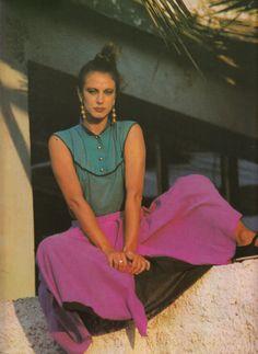 Schiunnach per VOG Italia, Moda In - December 1978, Photographed by Fiorenzo Niccoli