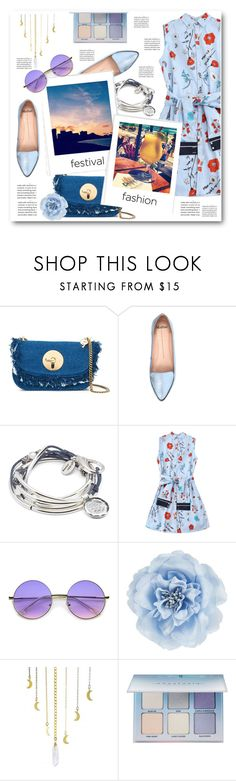 """""""Untitled #89"""" by tux-vij on Polyvore featuring See by Chloé, Mollini, Lizzy James, ZeroUV, Monsoon, Anastasia Beverly Hills and festivalfashion"""