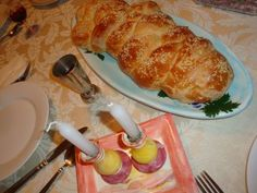 Poppy seed challah - Parve