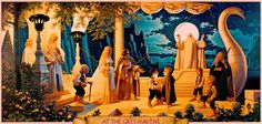 AT THE GREY HAVENS BY GREG AND TIM HILDEBRANDT