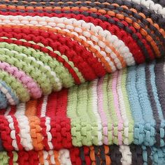 Unisex Knitted Baby Blanket Lilly + Sid