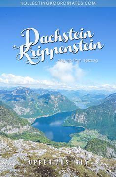 Dachstein Krippenstein in Salzkammergut – Day trip from Salzburg #austria #salzburg #europe #austrianalps