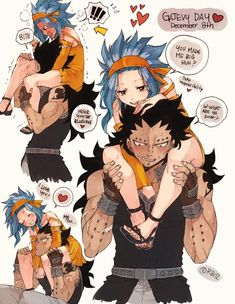 Gajeel Redfox x Levy McGarden / Fairy Tail Fairy Tail Levy, Fairy Tail Ships, Art Fairy Tail, Fairy Tail Amour, Fairy Tail Quotes, Fairy Tail Images, Fairy Tail Comics, Fairy Tail Funny, Fairy Tail Guild