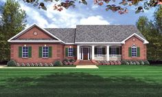 Plan: HHF-5722, 1 story, 1802 total square footage