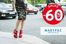 Visita nuestro blog y conoce las propuestas más coloridas para combatir al frío este invierno ;)  Encuentra tu zapato en tu color favorito, muchos de ellos con hasta un 60% dto. en las REBAJASde MARYPAZ. No esperes más y haz YA tu PEDIDO ONLINE en www.marypaz.com o visita tu tienda MARYPAZ más cercana.  Visita nuestro blog ► http://www.marypaz.com/blog/2016/01/anade-color-a-tus-outfits-%C2%A1ahora-con-hasta-el-60-dto/   Encuentra tu aliada perfecta aquí ►http://www.marypaz.com/tienda-online/