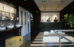 ENTRADA DEL HOTEL EMBARCADERO.Proyecto realizado por mi estudio