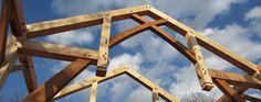 timber frame truss: - http://www.heirloomtimberframing.com/welcome/?utm_content=buffer9f27b&utm_medium=social&utm_source=pinterest.com&utm_campaign=buffer