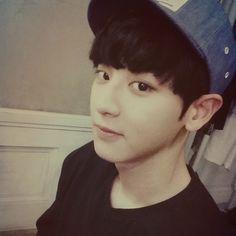 #ChanYeol I just love him ^^