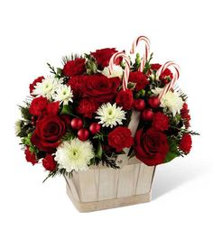 Great Christmas gift idea. The Sweet Treats Basket from Grower Direct!