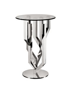 Christofle ARBORESCENCE   http://www.christofle.com/us/8-haute-orfevrerie/35462-pedestal-table-arborescence