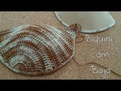 Crochet Baby, Crochet Top, Crochet Bikini Pattern, Craft Accessories, Crochet Fashion, Beaded Bracelets, Knitting, Crafts, Crochet Mermaid