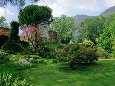 The Gardens of Ninfa, near Rome