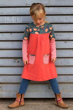 A-Linien-Kleid 'London' - Rapantinchen