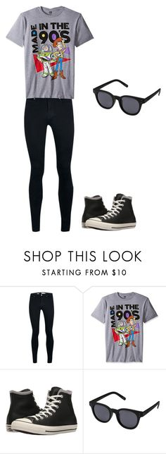 """Untitled #2"" by tabathaholguin on Polyvore featuring Topman, Disney, Converse, Vans, men's fashion and menswear"